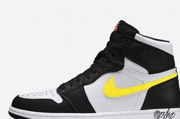 "Air Jordan 1 High OG ""Dynamic Yellow"" Colorway Revealed: Details"