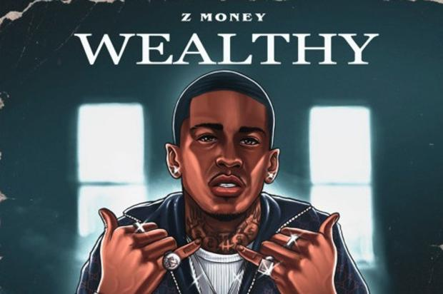 """Z Money Comes Through With His New Track """"Wealthy"""""""
