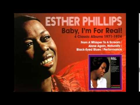 Samples: Esther Phillips =  Baby, I'm For Real