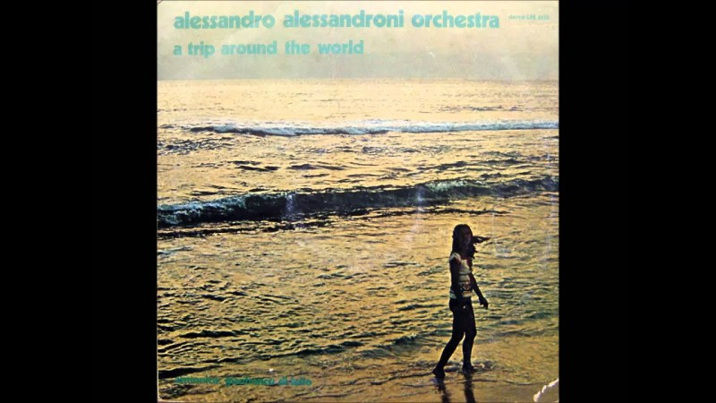 Samples: Alessandro Alessandroni – Love On The Sand