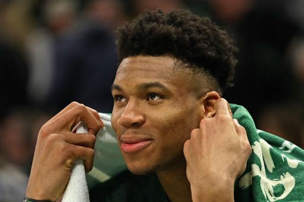 Giannis Takes Jab At Celtics Ahead Of Game 1 Against Raptors