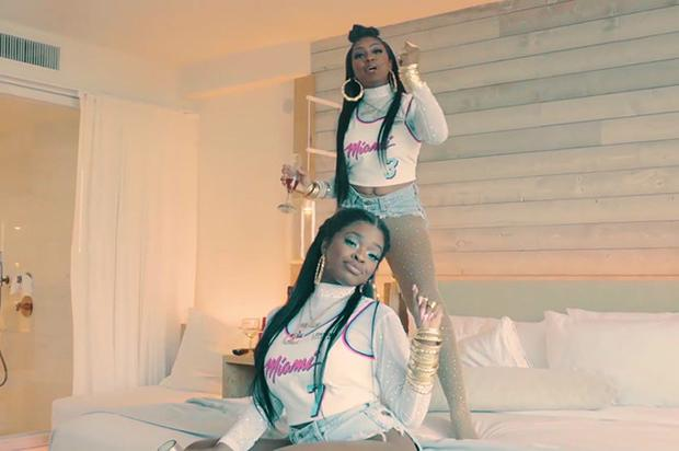 """City Girls Get """"Careless"""" & Steal A Bunch Of Stuff In New Video"""