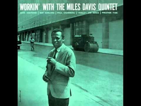 Samples: Miles Davis Quintet – It Never Entered My Mind