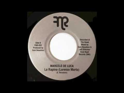 Samples: Marcelo De Luca – La Rapina (Lorenzo Morto)