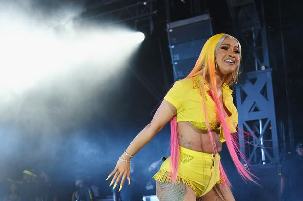 """Cardi B's Hitting The Gym Because She's Never """"Getting Surgery Again"""""""