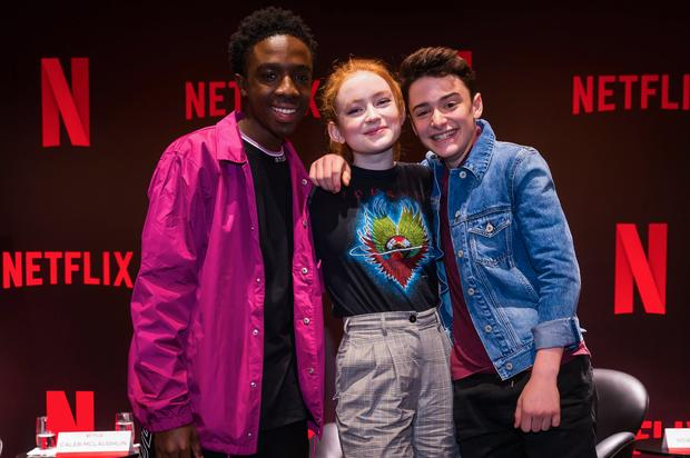 """""""Stranger Things"""" Cast Predict One Or Two More Seasons Left Of Show"""