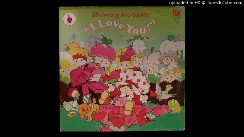 Samples: Strawberry Shortcake – What The World Needs Now (Childrens) (1982)