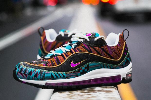 PJ Tucker & Pia Mia Help Foot Locker Launch Nike Air Max Collection