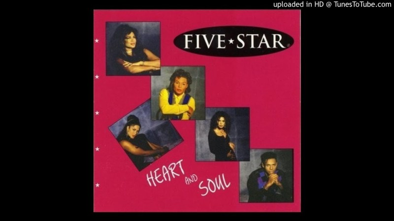 Samples: Five Star-(I Love You) For Sentimental Reasons