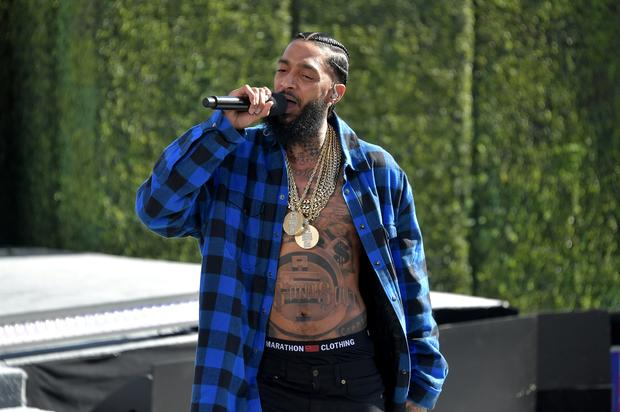 Nipsey Hussle's Family & Lauren London Earn Apology From The Crips