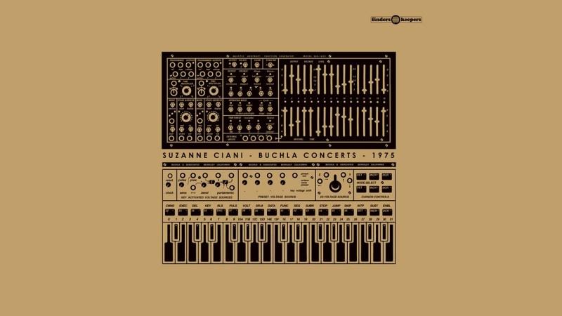 Samples: Suzanne Ciani – Buchla Concerts 1975 (full album)