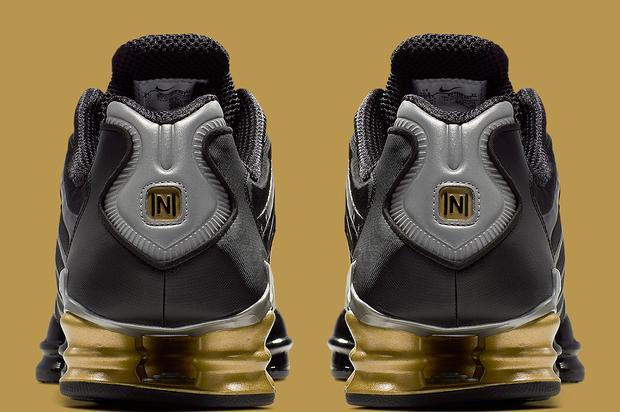Neymar Jr. x Nike Shox Releasing In New Colorway: Official Photos