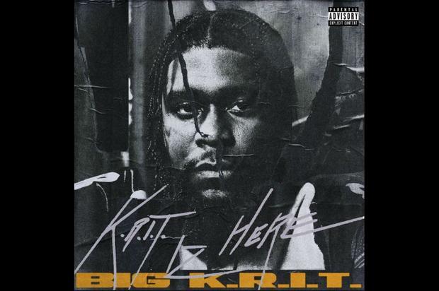 "Big K.R.I.T Returns With ""K.R.I.T. IZ HERE"""