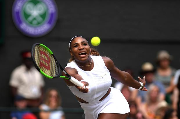 "Serena Williams Stands Firm On ""Fight For Equality"" Following Crushing Loss At Wimbledon"