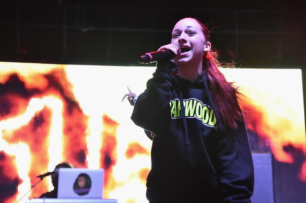 "Bhad Bhabie Trashes Jermaine Dupri After Female Rap Comments: ""Suck My D*ck"""
