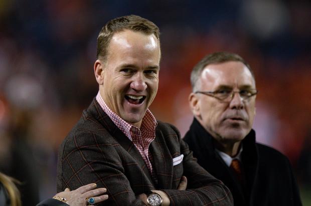 "Peyton Manning Turned Down ""Monday Night Football"" Gig Because Of Eli: Report"