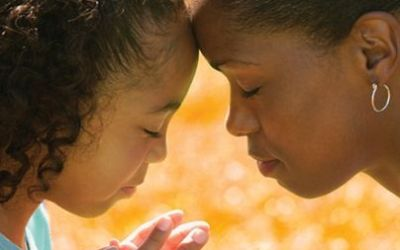 Prayers up!  A Back to School Prayer for our Babies
