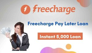 Freecharge Pay Later Loan