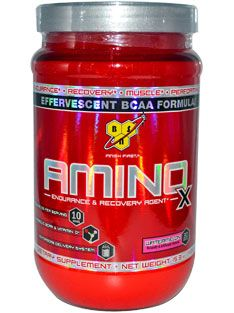 Amino X supplement by BSN