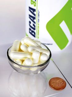 BCAAs supplement by Muscle Pharm