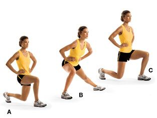 Exercise 3: The lunge