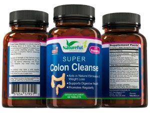 Natureful Super Colon Cleanse