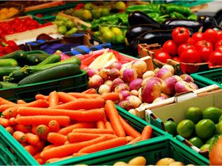 Vegetables natural diuretics
