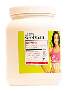 Active Woman Activate by Bio-Synergy