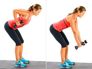 Exercise 5: Bent-over row
