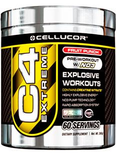 C4 Extreme by Cellucor