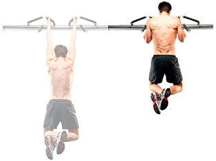 Program 2: Chip-up workout