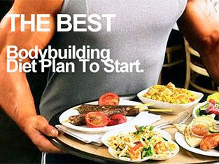 The best mass gaining diet plan to start
