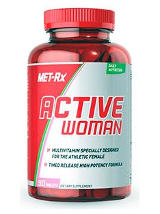 Active Woman by MET-Rx