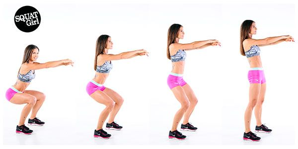 Exercise 4: Squat