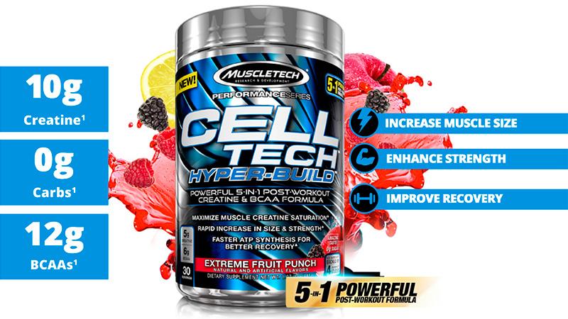 Cell Tech Hyper-Build