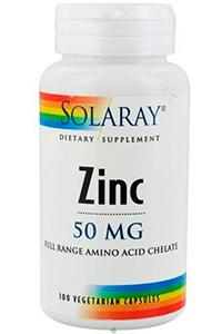Zinc 50mg by Solaray