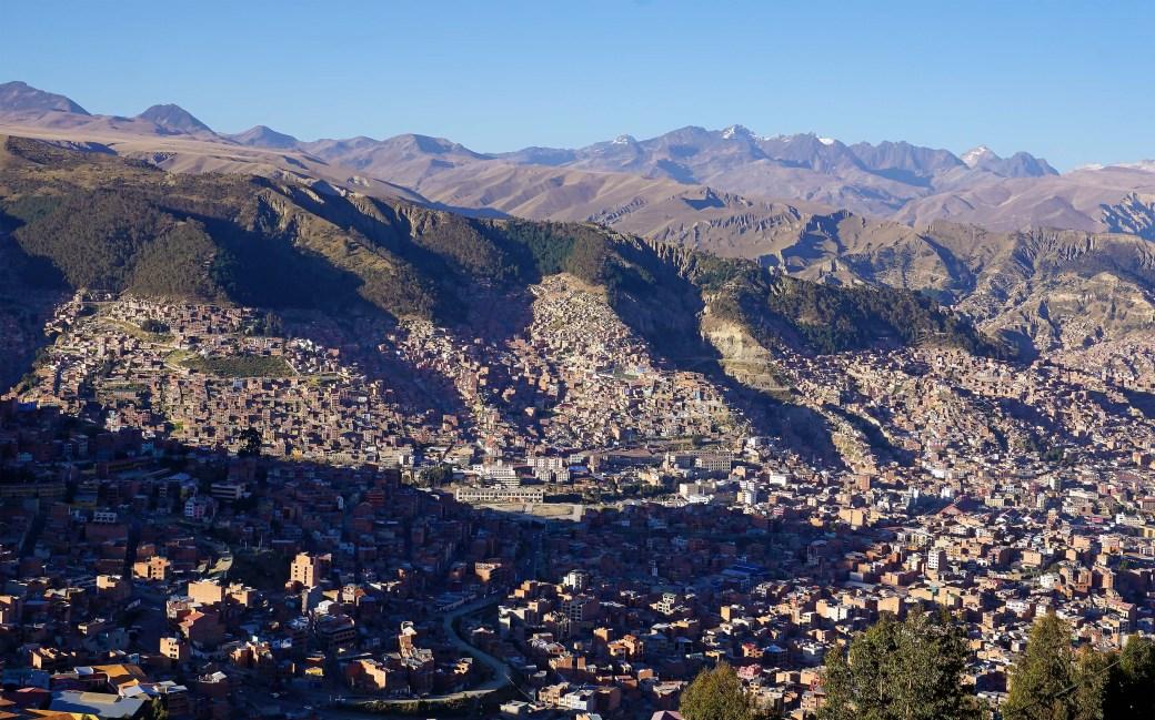 La Paz for 25 sm