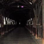 Il ponte di legni di Bad Sackingen
