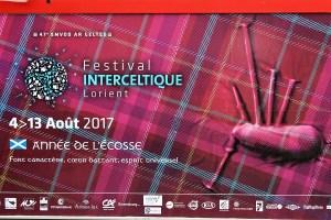 Festival Interceltico di Lorient - Locandina