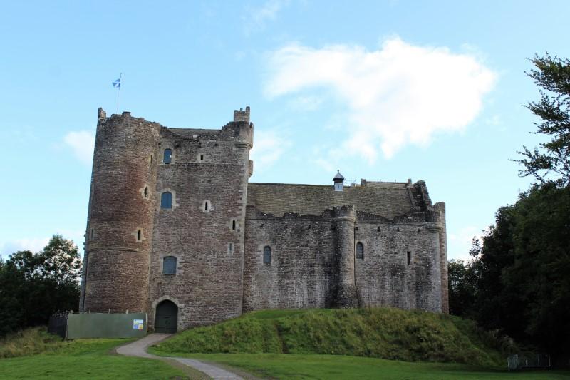 Il castello dei Monty Python