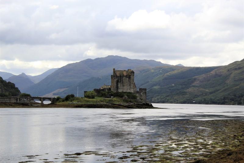 Da Portree a Kinlochleven, e il castello di Eilean Donan