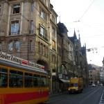 Strade del centro di Basilea