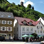 Hornberg nella valle del Gutach