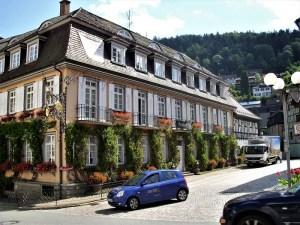 Elegante casa di Triberg
