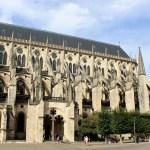 Esterno Cattedrale Saint Etienne Bourges