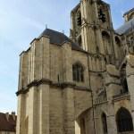 Contrafforte Cattedrale Saint Etienne Bourges