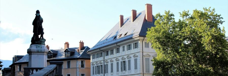 Chambery - la capitale della Savoia