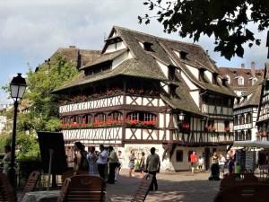Strasburgo maison des tanneurs