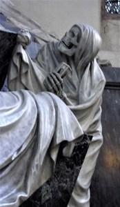 Strasburgo dettaglio mausoleo maurice de saxe