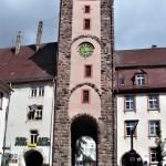 Porta di accesso a Villingen